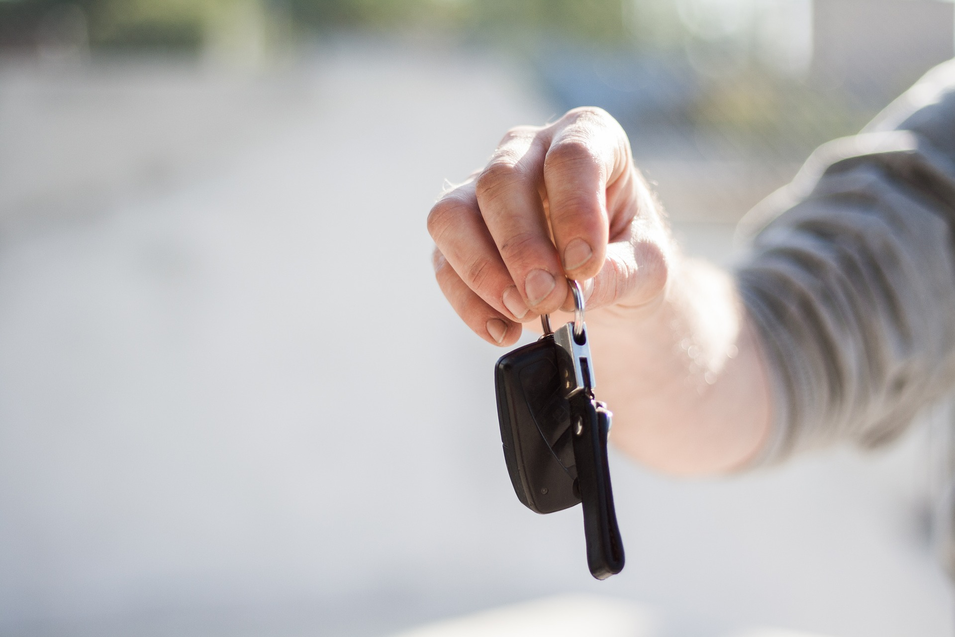 Replacement car keys